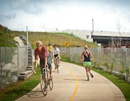 Biking & Running Trails